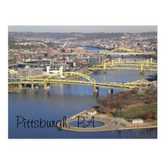 Pittsburgh Postkarten