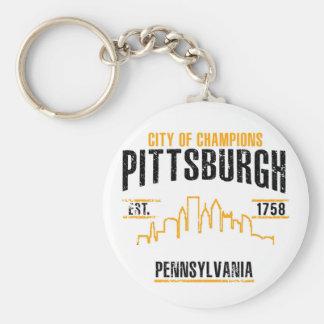 Pittsburgh Schlüsselanhänger