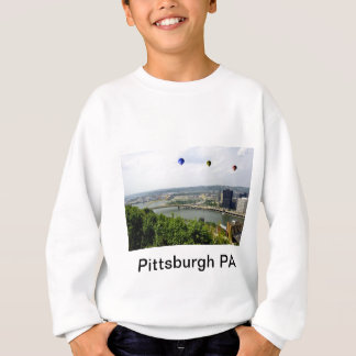 Pittsburgh-Stadt Pennsylvania Sweatshirt