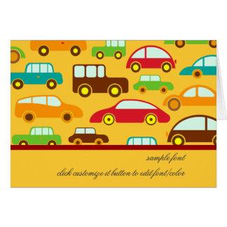PixDezines Autos+lorries/DIY Hintergrund+Ordnungen Karte
