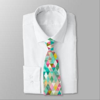 PixDezines Boho geometrische/justierbare Dreiecke Krawatten