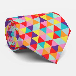 PixDezines geometrische/justierbare Dreiecke Personalisierte Krawatten