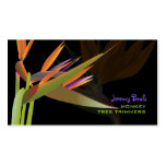 PixDezines Paradiesvogel ♥♥♥ Visitenkarten