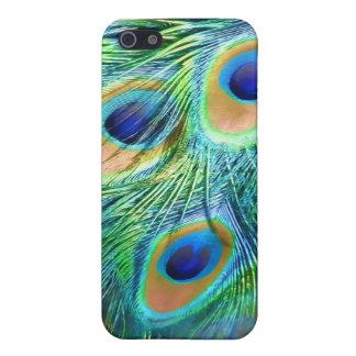 PixDezines psychedelischer Pfau iPhone 5 Cover