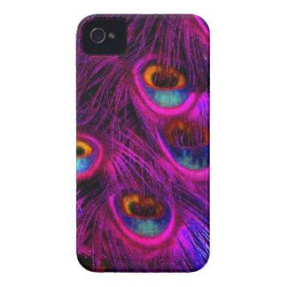 PixDezines Psychedellic Pfau Case-Mate iPhone 4 Hülle