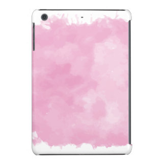 PixDezines rosa digitale Aquarellaffekte iPad Mini Hülle