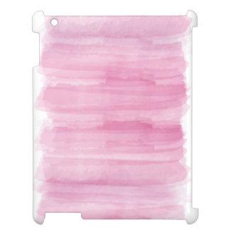 PixDezines rosa digitale Aquarellaffekte iPad Schale