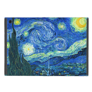 PixDezines Van Gogh sternenklares Night/St. Remy Schutzhülle Fürs iPad Mini