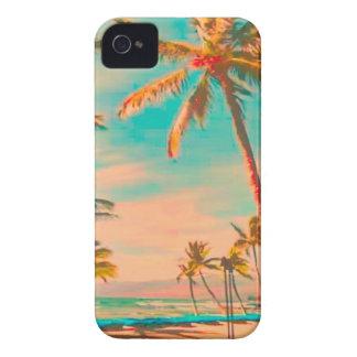 PixDezines Vintage hawaiische Case-Mate iPhone 4 Hülle