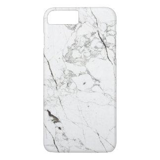 PixDezines WEISS-MARMOR iPhone 8 Plus/7 Plus Hülle