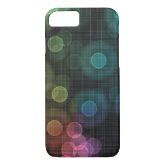Pixel-Blasen iPhone 8/7 Hülle