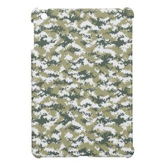 Pixel-Camouflage iPad Mini Hülle