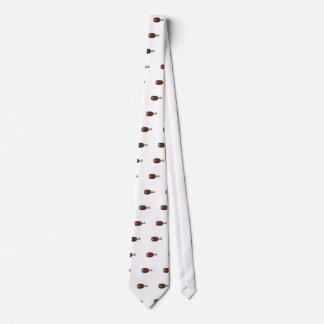 Pixel hambone Schinken-Kunst Krawatte