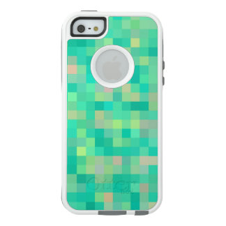Pixel-Kunst-Muster OtterBox iPhone 5/5s/SE Hülle