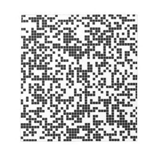 Pixel Notizblock