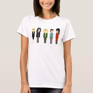 Pixel Sestras Shirt - 5 horizontal -