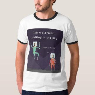 Pixel Starman Tshirt