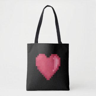 Pixelart Taschen-Tasche Tasche