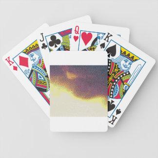 Pixelcloud Bicycle Spielkarten
