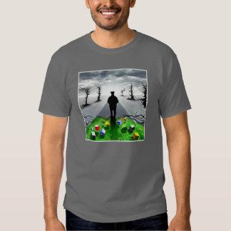 Pixelkunst-T - Shirt für Pixel-artoldschool 8bit