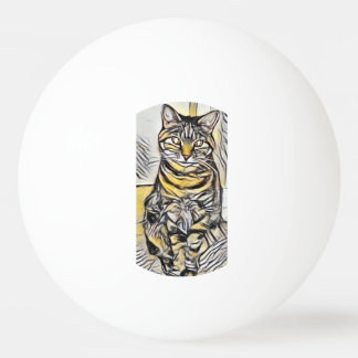 Pixie1 Art71 Tischtennis Ball