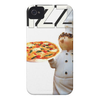 pizza-1218-vf iPhone 4 Case-Mate hüllen
