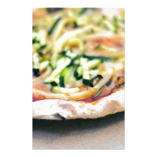 Pizza-12 Briefpapier
