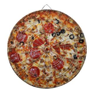 Pizza Dart-scheibe