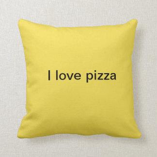 Pizza der Liebe I Kissen