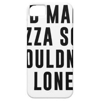 Pizza einsam iPhone 5 etui