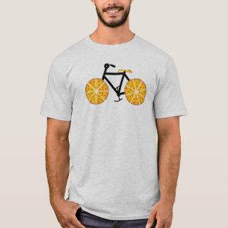 Pizza-Fahrrad T-Shirt