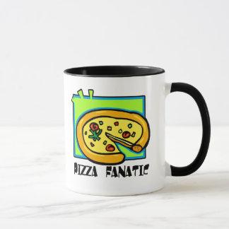 Pizza-Fanatiker Tasse