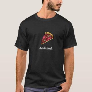 Pizza, gewöhnt T-Shirt