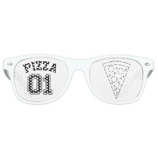 Pizza Glasses Sonnenbrille