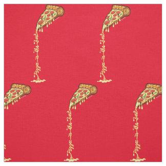 Pizza ist das Beste Stoff