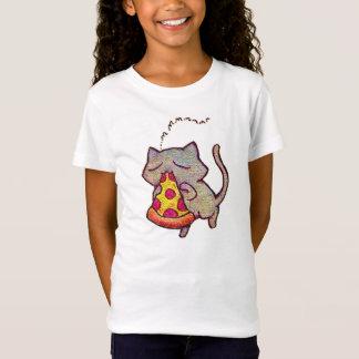 Pizza-Katze! T-Shirt