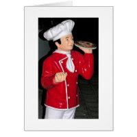 Pizza-Kellner
