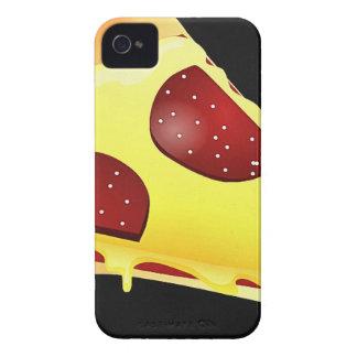 Pizza-Kunst iPhone 4 Hüllen
