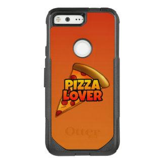 Pizza-Liebhaber-Google-Pixel Otterbox Fall OtterBox Commuter Google Pixel Hülle