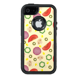 Pizza-Muster 2 OtterBox iPhone 5/5s/SE Hülle