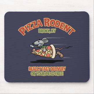 Pizza-Nagetier Mousepad