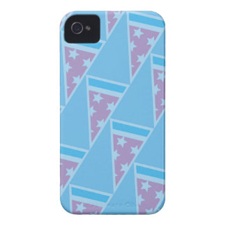 Pizza-Party-Muster iPhone 4 Cover