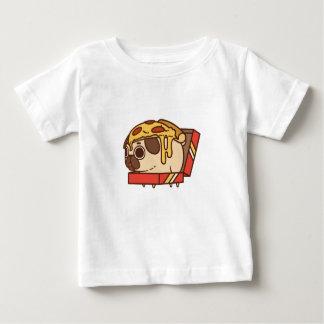 Pizza Pug-01 Baby T-shirt