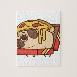 Pizza Pug-01 Puzzle