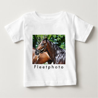 Pizza-Reich-Colt Doms Baby T-shirt