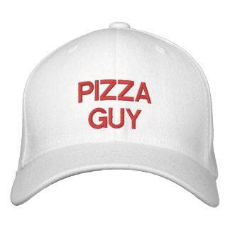 PIZZA-TYP - kundengerechte Baseballmütze Bestickte Kappe
