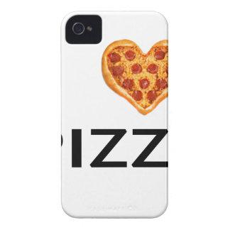 Pizza und Liebe iPhone 4 Cover