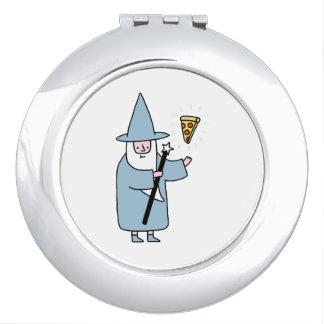 Pizza-Zauberer - gelegentlich Taschenspiegel