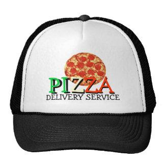 Pizza-Zustelldienst Baseballkappe