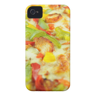 Pizzadetail iPhone 4 Cover